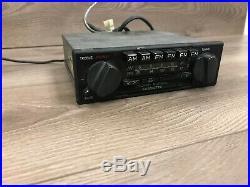 Mercedes Benz Oem W123 Cassette Player Radio Tape Stereo Becker Model 599