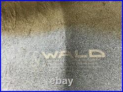 Mercedes Benz Oem W221 S550 S600 S63 Wald Fender Front Left Side Exterior Black