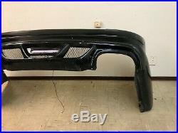 Mercedes Benz Oem W221 S550 S600 S63 Wald Rear Bumper Cover Exterior Black