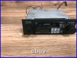 Mercedes Benz Volvo Bmw Porsche Oem Cassette Player Radio Stereo Alpine 7167