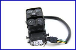 Mercedes W463 G500 G550 G63 Driver Power Window Switch Left 2002-2017 Genuine