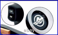 Mercury 883710A03 Remote Control Box Panel Side Mount w Power Trim Switch LC