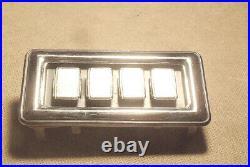 Mopar Power Window Switch 4-Gang E-Body Cuda Challenger Charger 1970 1971