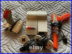 NES Top Loader Bundle, 38 Games, 3 Controllers, Zapper, Power, and RF Switch