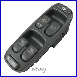 NEW Master Power Window Switch Front LH Driver Side For 1998-2000 Volvo S70 V70
