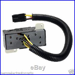 NEW OEM 1997-2019 Ford F-Series Econoline Power Seat Position Adjust Switch