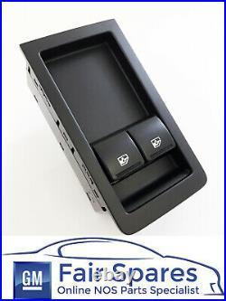 NOS HSV VY VZ GTO Coupe Monaro V2 VY VZ CV8 CV8R CV8Z Power Window Switch Block