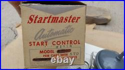 NOS Startmaster AUTOMATIC START CONTROL KIT Original Vintage Accessory