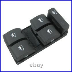 New Electric Power Window Master Switch For 2005-2012 Audi A3 A6 S6 Q7