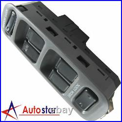 New For 1999-04 Chevrolet Tracker Electric Power Window Master Control Switch