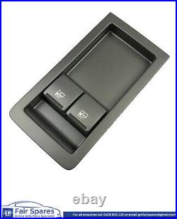 New HSV V2 VX VY GTO & GTS Coupe Power Window Switch Button Block Dark Tempest