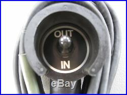 New Mrap M998 M1038 Hmmwv Hummer Power Winch Control Handle Toggle Remote Switch