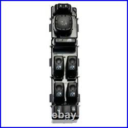 New Silverado Sierra Denali Master Driver Power Window Switch 15112971 PFLD EAP