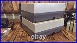 Nintendo NES Console Lot Controllers RF Switches AC Power Game NES-001 2 3 4 VGC