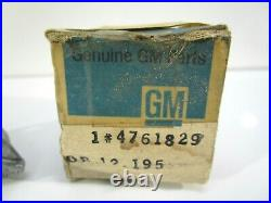 Nos 1958-6 Gm Power Window Convertible Top Switch 4761829 Chevrolet Rare