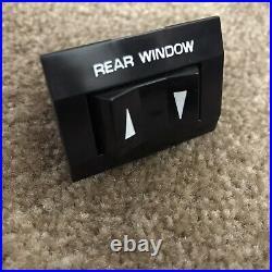Nos Gm # 14040844 Blazer Suburban End Gate Power Window Switch