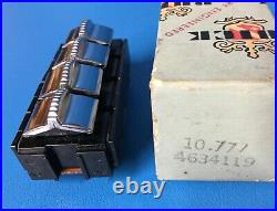 Nos Gm 54 55 56 57 Buick 4 Button Power Window Control Switch 54 55 Oldsmobile
