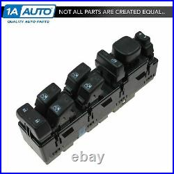 OEM Master Power Window Switch Front LH Left Driver Side for Chevy GMC Cadillac