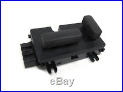 OEM NEW Front Left Driver Power Seat Adjustment Switch GM Trucks & SUVs 12450166