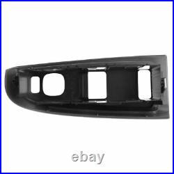 OEM Power Window Switch Bezel Pewter Front Pair Set of 2 for Chevy GMC New