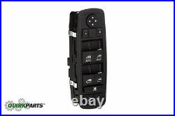Oem Mopar Master Power Window Switch Front Left Door 11-17 Jeep Dodge Chrysler