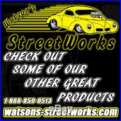 Power Cowl Vent For Your Hot Rod, Street Rod, Truck