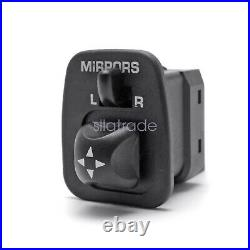 Power Mirror Control Switch For Ford F150 Super 1999 2000 2001 2002 2003 2004 05