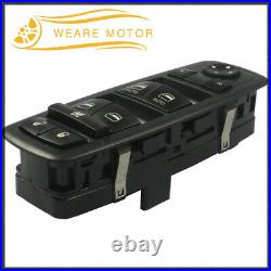 Power Window Control Switch Front Left Door For 2009-2012 Dodge Ram 1500/2500