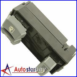 Power Window & Door Lock Switch LH Left Front For GMC Chevy 1500 Pickup Truck
