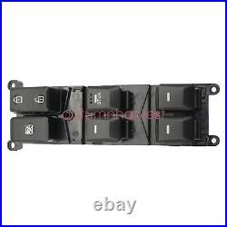 Power Window Switch Driver Side Left Side for KIA RIO 4Door 2012-2015
