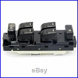 Power Window Switch Driver Side for 2004-2011 2012 GMC Canyon Chevrolet 25779767