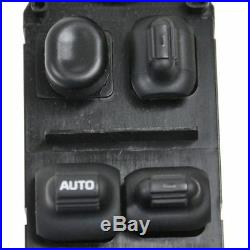 Power Window Switch LH Left Driver Side 9 Button for 97-01 Jeep Cherokee 2 Door