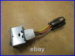 Recoed Holden Hq Hj Hx Hz Wagon Electric Tailgate Power Window Switch Tail Gate