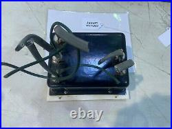 Sea Ray 110/115 VAC AC Electrical Shore Power Control Center Switch Panel