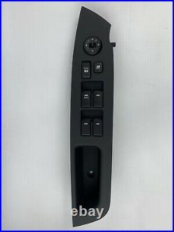 Sorento 2011-12-13 Driver Door Power Window Switch Original Kia Auto Up & Down