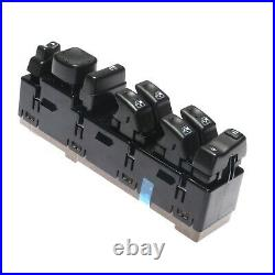 Standard Front Driver Left Power Window Switch for Cadillac Escalade