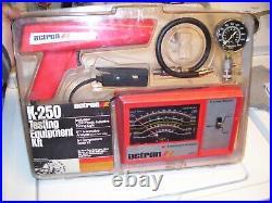Vintage nos Engine tester tune up Timing kit auto service gm street rat hot rod