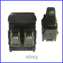 Window Switch Power Front Pair Kit Set of 2 for Chevy Venture Olds Silhouette