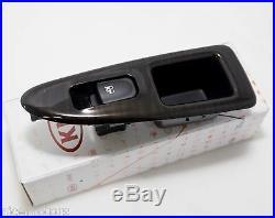 Wood Black Glossy Window Power Switch 4P For KIA Optima Lotze Magentis 2006 2010