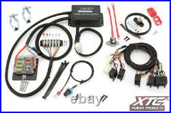 XTC Can-Am Maverick X3 Plug & Play 6 Switch Power Control System no Switches